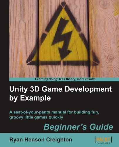 Unity 3D Game Development by Example Beginner's Guide 9781849690546
