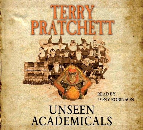 Unseen Academicals 9781846579066