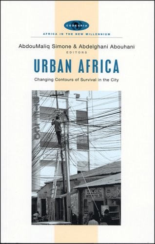 Urban Africa: Changing Contours of Survival in the City 9781842775936