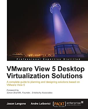 Vmware View 5 Desktop Virtualization Solutions 9781849681124