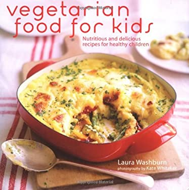 Vegetarian Food for Kids 9781849751421
