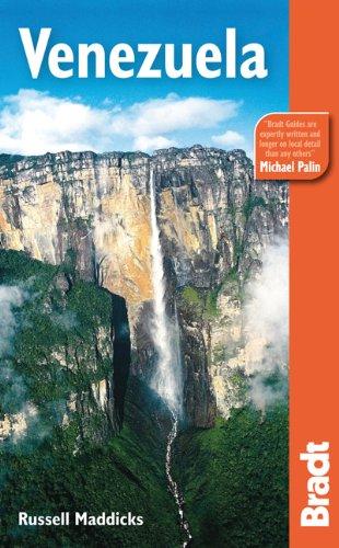 Bradt Guide Venezuela 9781841622996