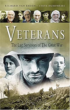Veterans: The Last Survivors of the Great War 9781844153190