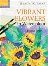 Vibrant Flowers in Watercolour 11716099