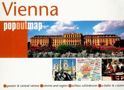 Vienna Popoutmap 9781845876357