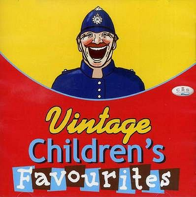 Vintage Children's Favourites 9781847110442