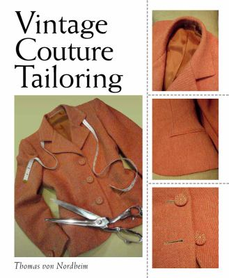 Vintage Couture Tailoring 9781847973733