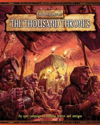 Warhammer RPG Thousand Thrones 9781844164349