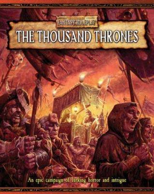 Warhammer RPG Thousand Thrones
