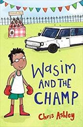 Wasim and the Champ 12022043