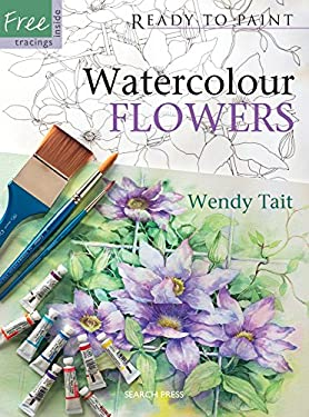 Watercolour Flowers 9781844482849