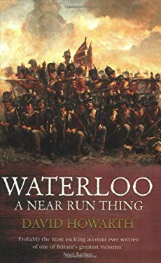 Waterloo: A Near Run Thing 9781842127193
