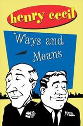 Ways and Means: 8.95