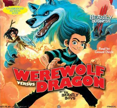 Werewolf Versus Dragon 9781847388674