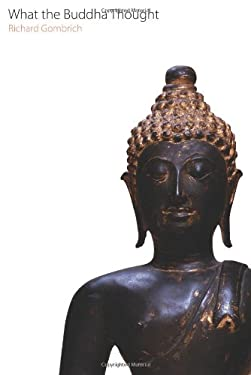 What the Buddha Thought 9781845536121