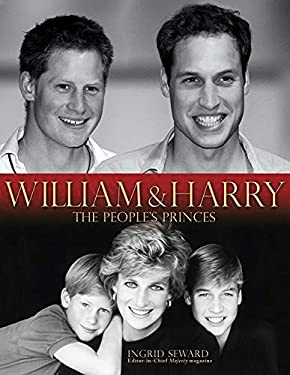 William and Harry: The People's Princes 9781847321237