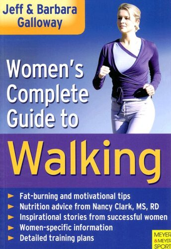 Women's Complete Guide to Walking 9781841262185