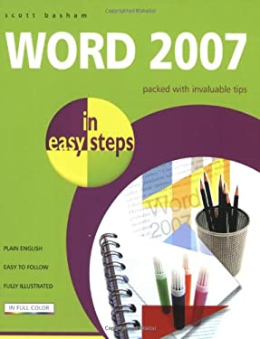 Word 2007 in Easy Steps 9781840783193