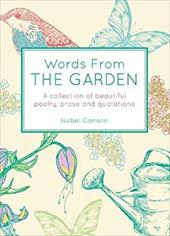 Words from the Garden 21337009