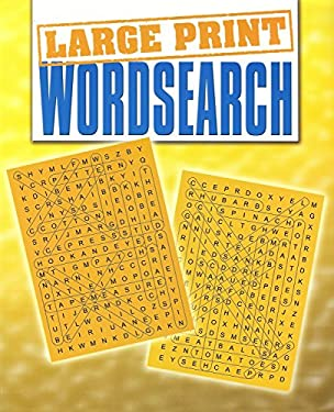 Large Print Wordsearch 9781841938981
