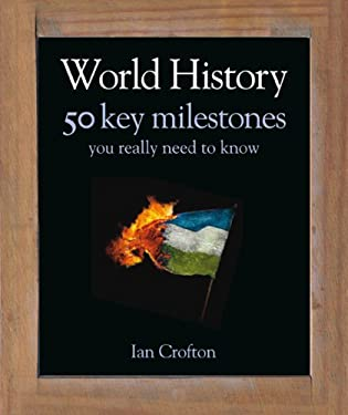 World History 50 Key Milestones You Really Need to Know 9781848661318