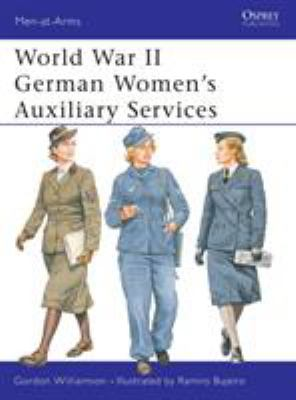 World War II German Women's Auxiliary Services 9781841764078