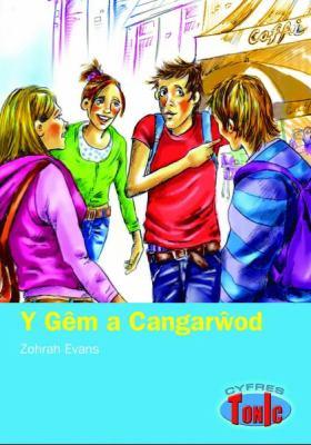 Y Gem a Cangarwod 9781845212513
