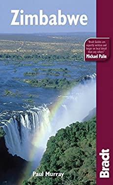 Bradt Travel Zimbabwe 9781841622958