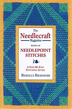 """Needlecraft"" Magazine Book of Needlepoint Stitches: A Step-by-step Stitching Guide"