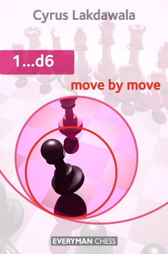 1...D6: Move by Move 9781857446838