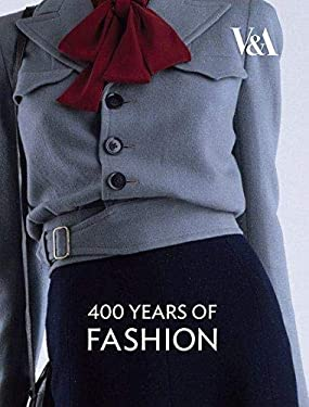 400 Years of Fashion 9781851773015