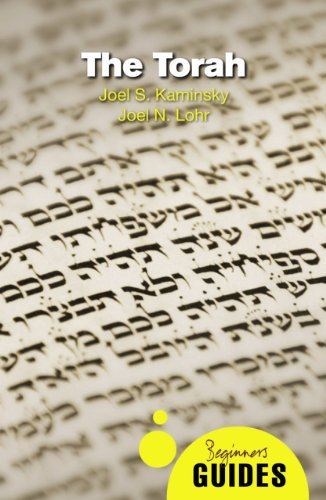 The Torah: A Beginner's Guide 9781851688548
