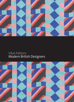 V&a Pattern: Modern British Designers 9781851776818