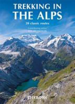 Trekking in the Alps 9781852846008