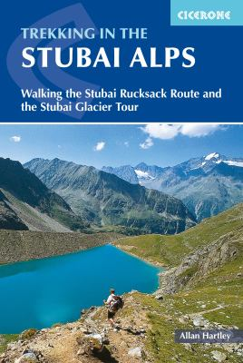 Trekking in the Stubai Alps 9781852846237