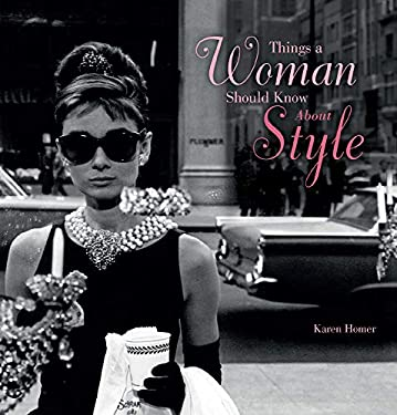 Things a Woman Should Know about Style 9781853758317