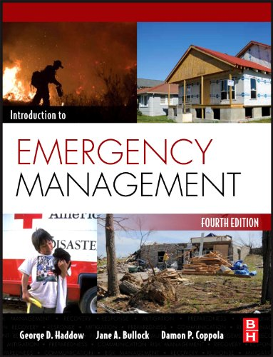 Introduction to Emergency Management 9781856179591
