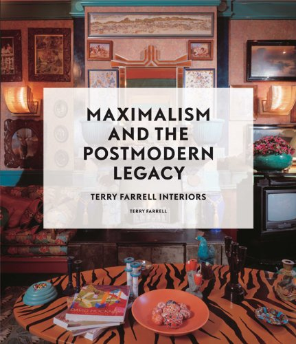 Terry Farrell Interiors and the Legacy of Postmodernism 9781856698221