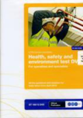 Health, Safety and Environment Test for Operatives and Specialists: GT 100/12