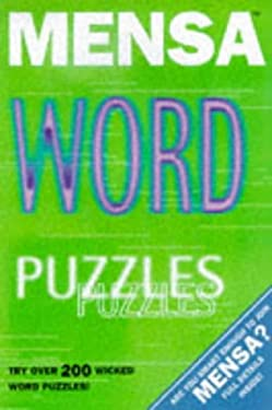 Mensa Word Puzzles 9781858683089