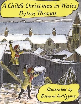 A Child's Christmas in Wales 9781858810119