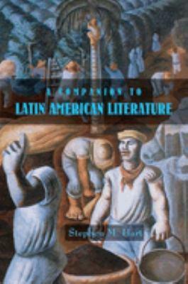 A Companion to Latin American Literature 9781855661479