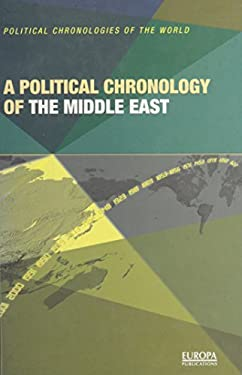 A Political Chronology of the Middle East 9781857431155