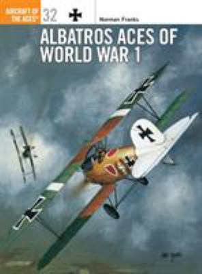 Albatros Aces of World War 1 9781855329607