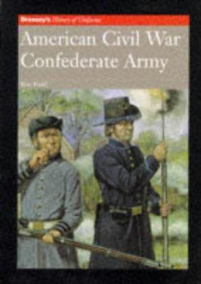 American Civil War: Confederate Army 9781857532180