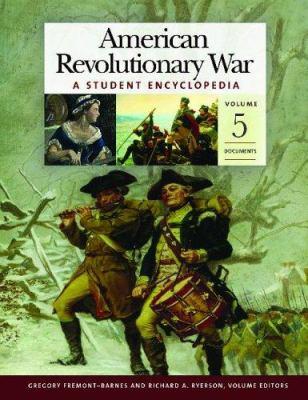 American Revolutionary War: A Student Encyclopedia 9781851098392