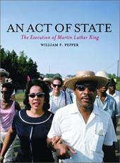 An Act of State: The Execution of Martin Luther King 7596433