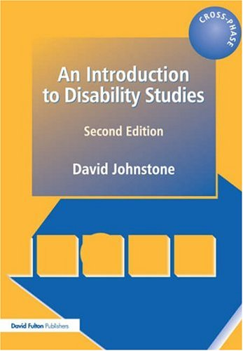 An Introduction to Disability Studies - 2nd Edition 9781853467264