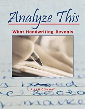 Analyze This: What Handwriting Reveals 9781856487078