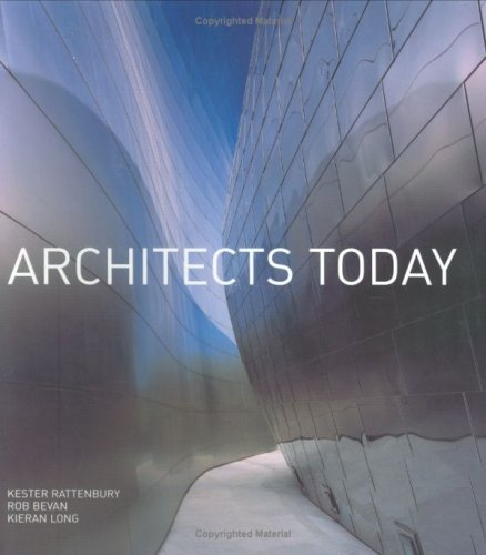 Architects Today 9781856694926